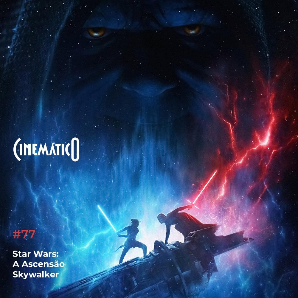 Capa - Star Wars: A Ascensão Skywalker
