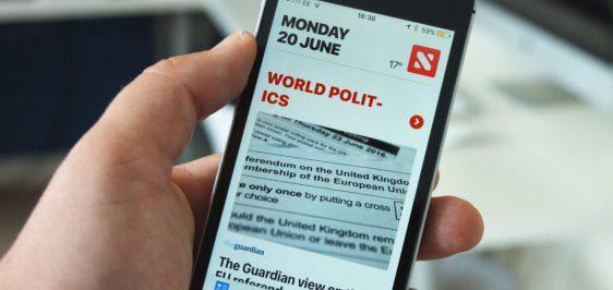 Apple News e ABC News firmam parceria para cobertura ao vivo das eleições nos Estados Unidos