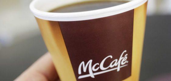 Ford usa resíduos de café do McDonald's para fabricar peças de automóveis