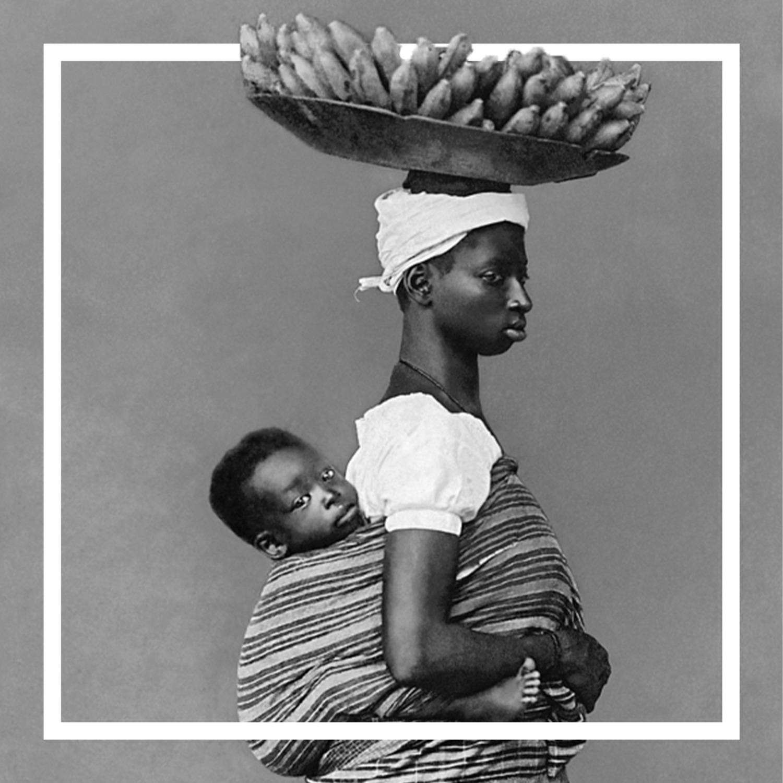 Capa - A influência africana no português do Brasil