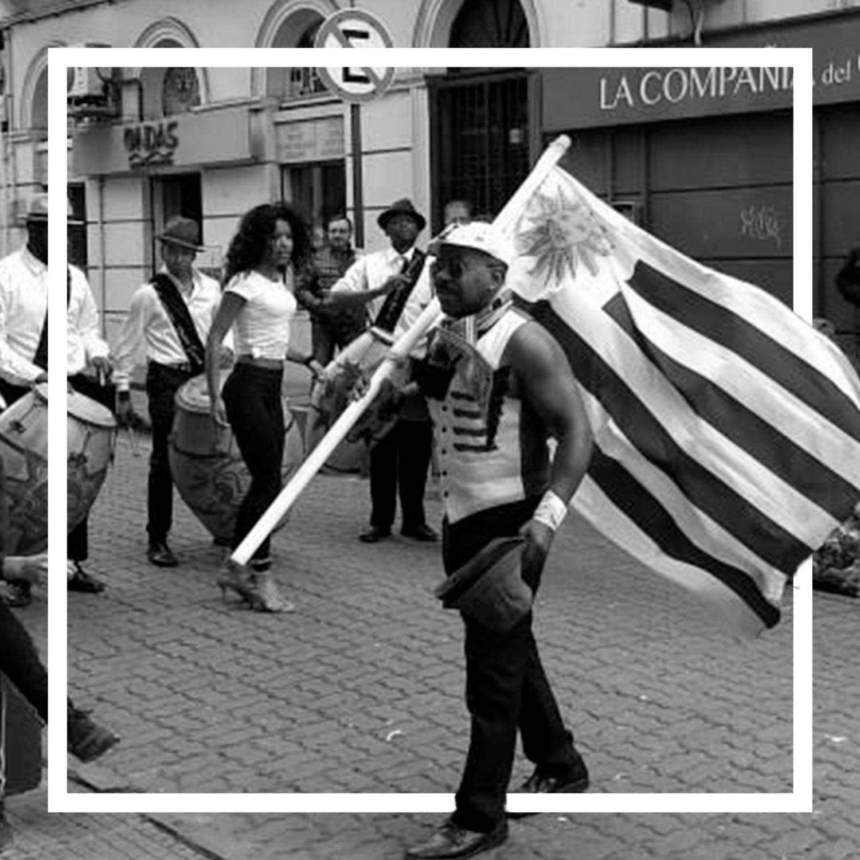 Capa - Um Negro letrado na cidade de letras Brancas