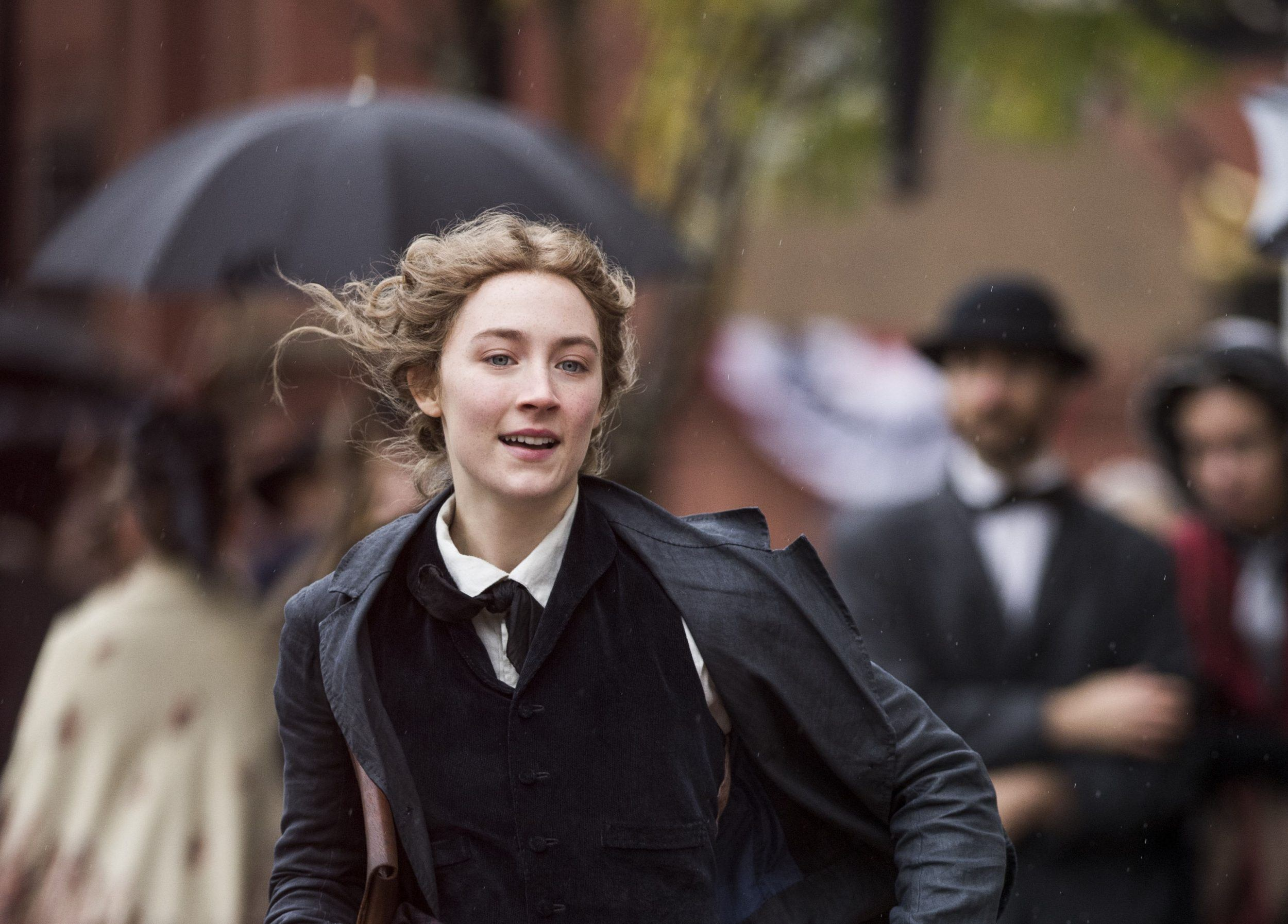 Saoirse Ronan in Greta Gerwig's LITTLE WOMEN.