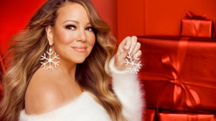 mariah carey christmas all i want for christmas is you