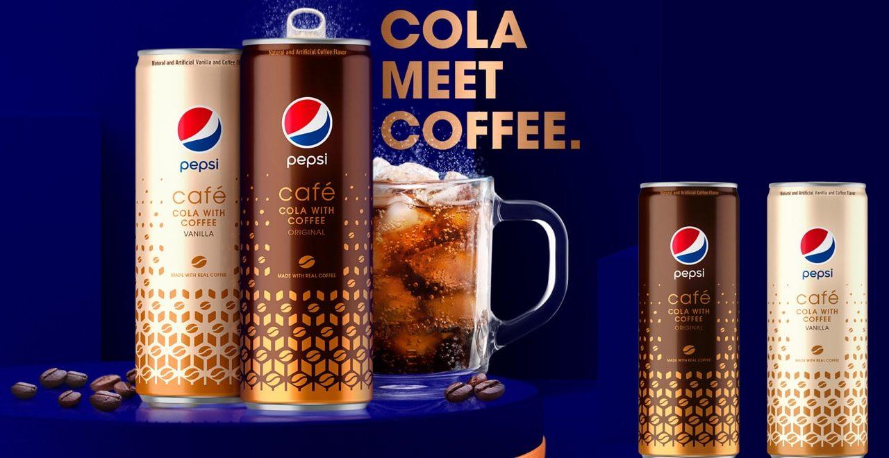 PepsiCo anuncia lançamento da Pepsi Café para 2020