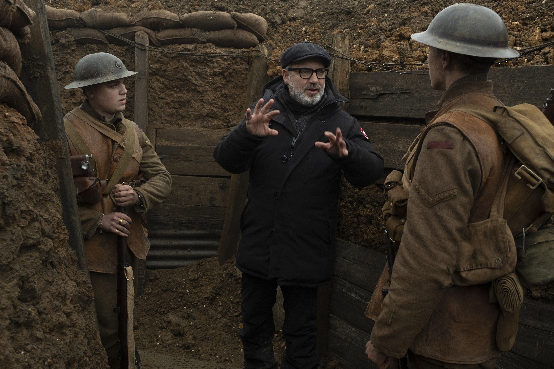 """Sam Mendes vence prêmio do sindicato de diretores e confirma favoritismo de """"1917"""" para o Oscar 2020"""