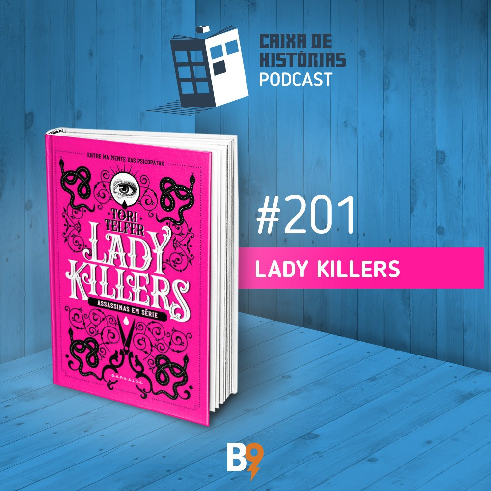 Capa - Lady Killers