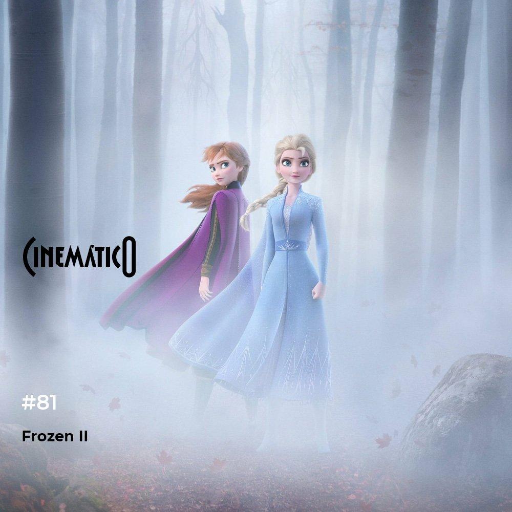 Capa - Frozen II
