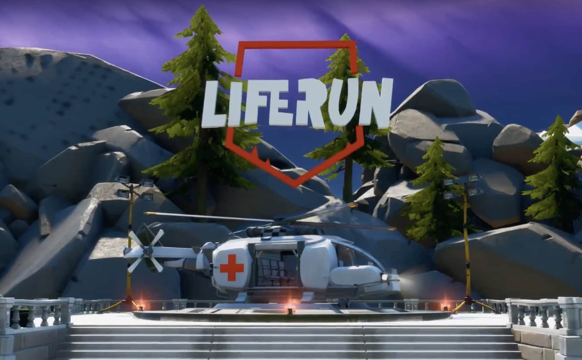 Fortnite-Liferun