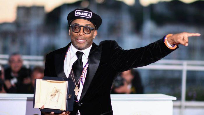 Spike Lee será o primeiro negro a assumir a presidência do júri do Festival de Cannes