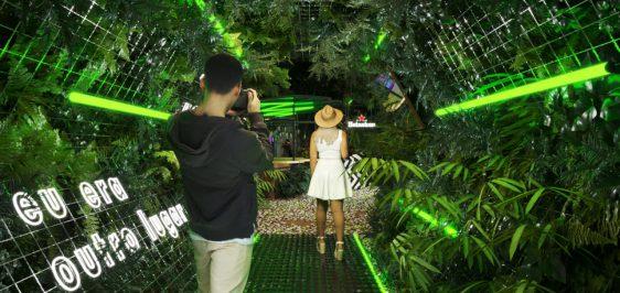 Heineken apresenta projeto que cria refúgios verdes em grandes centros urbanos