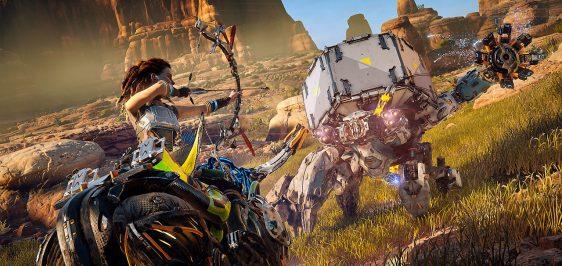 """Com """"Horizon Zero Dawn"""", Sony vai lançar game exclusivo de PlayStation para PC pela 1° vez"""