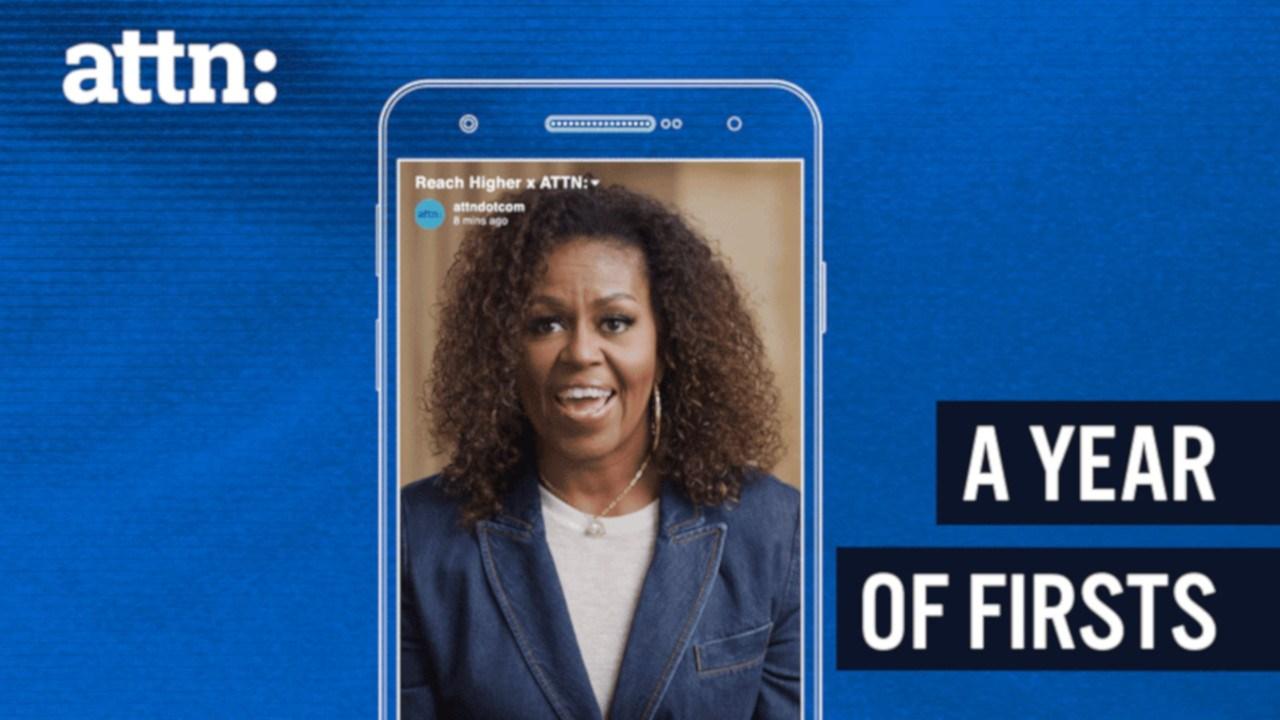 Michelle Obama participa de série no IGTV para falar com universitários dos EUA