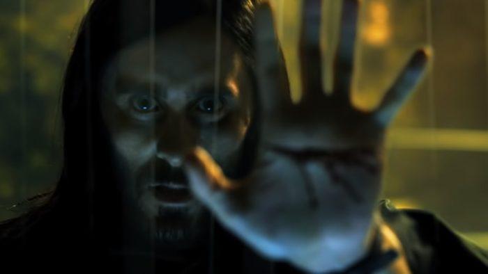 """Jared Leto é um vampiro no 1° trailer de """"Morbius"""", novo filme inspirado no universo do Homem-Aranha"""