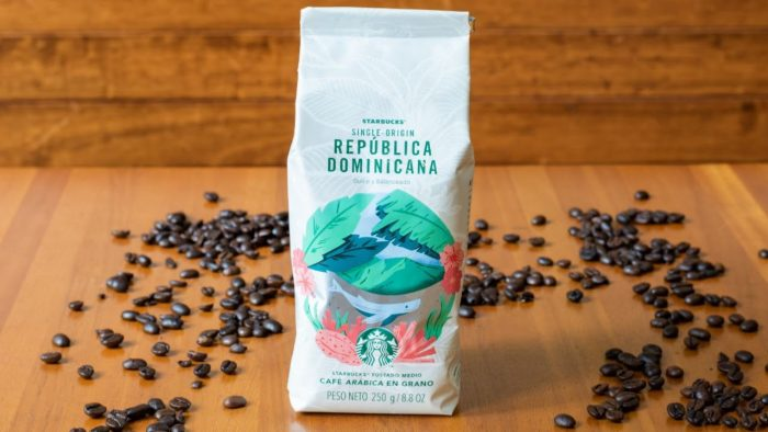 Pela primeira vez, Starbucks lança um café da República Dominicana