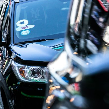 App-Based Drivers Protest For Higher Wages