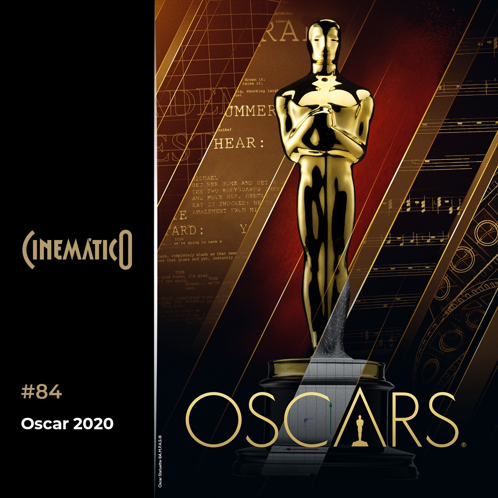 Capa - Oscar 2020