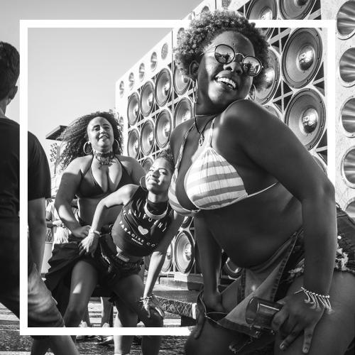 Capa - História Preta – Do Funk ao Funk Carioca