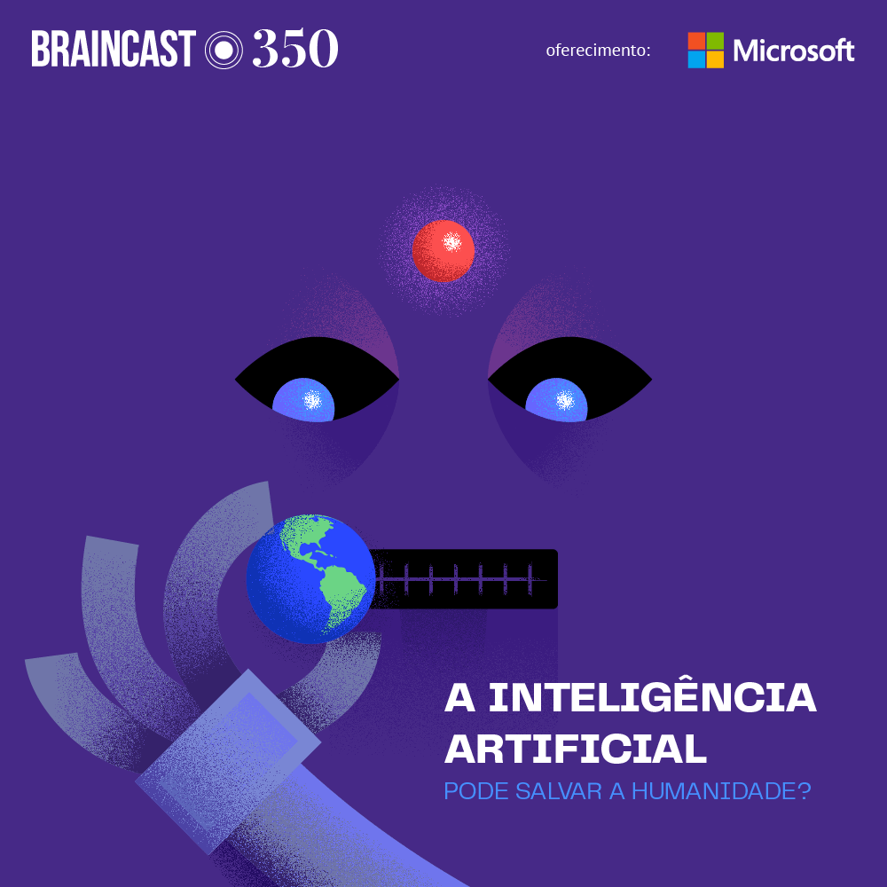 Capa - A inteligência artificial pode salvar a humanidade?