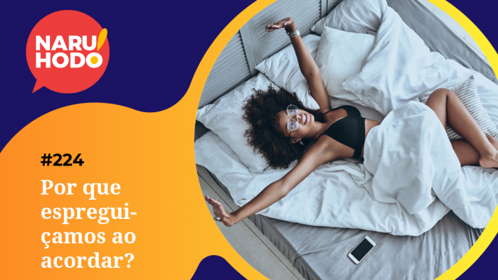 Naruhodo #224 – Por que espreguiçamos ao acordar?