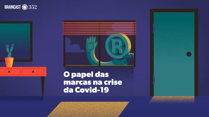 Braincast 352 – O papel das marcas na crise da Covid-19