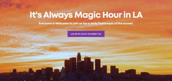 Magic-Hour-Los-Angeles