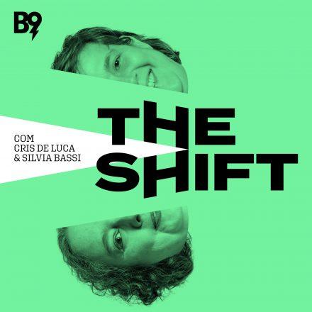 capa do The Shift