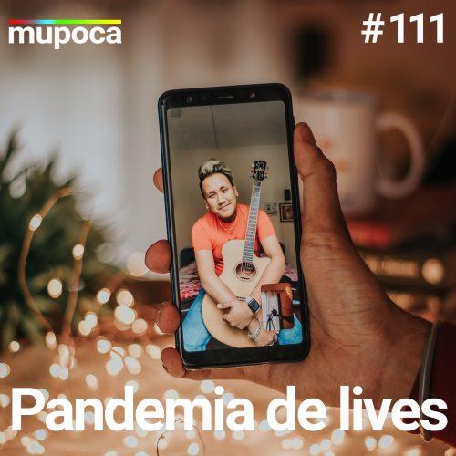 Capa - Pandemia de lives