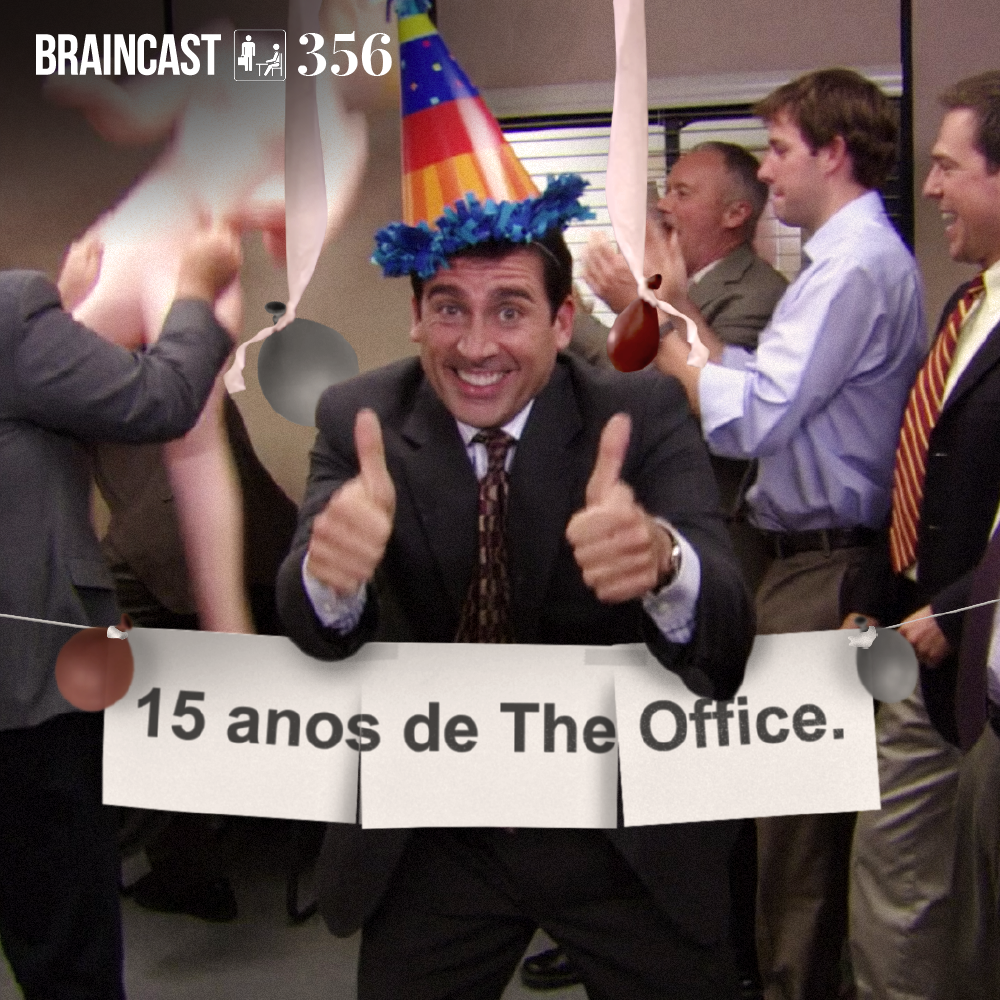 "Capa - Os 15 anos de ""The Office"""