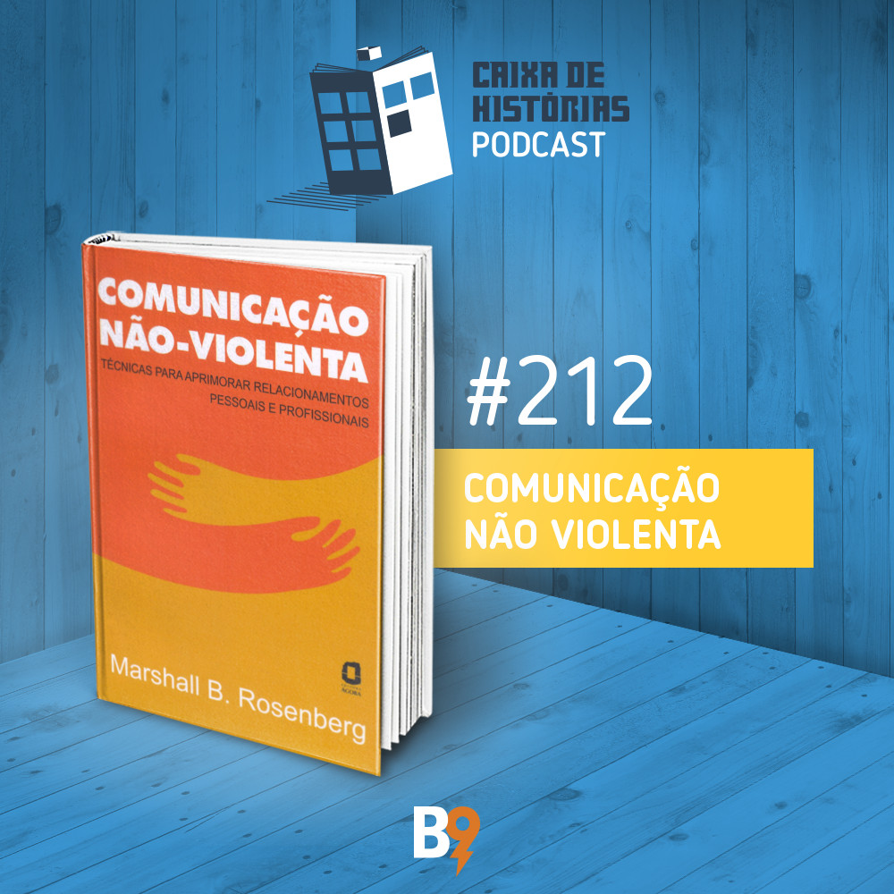 Capa - Comunicação Não Violenta
