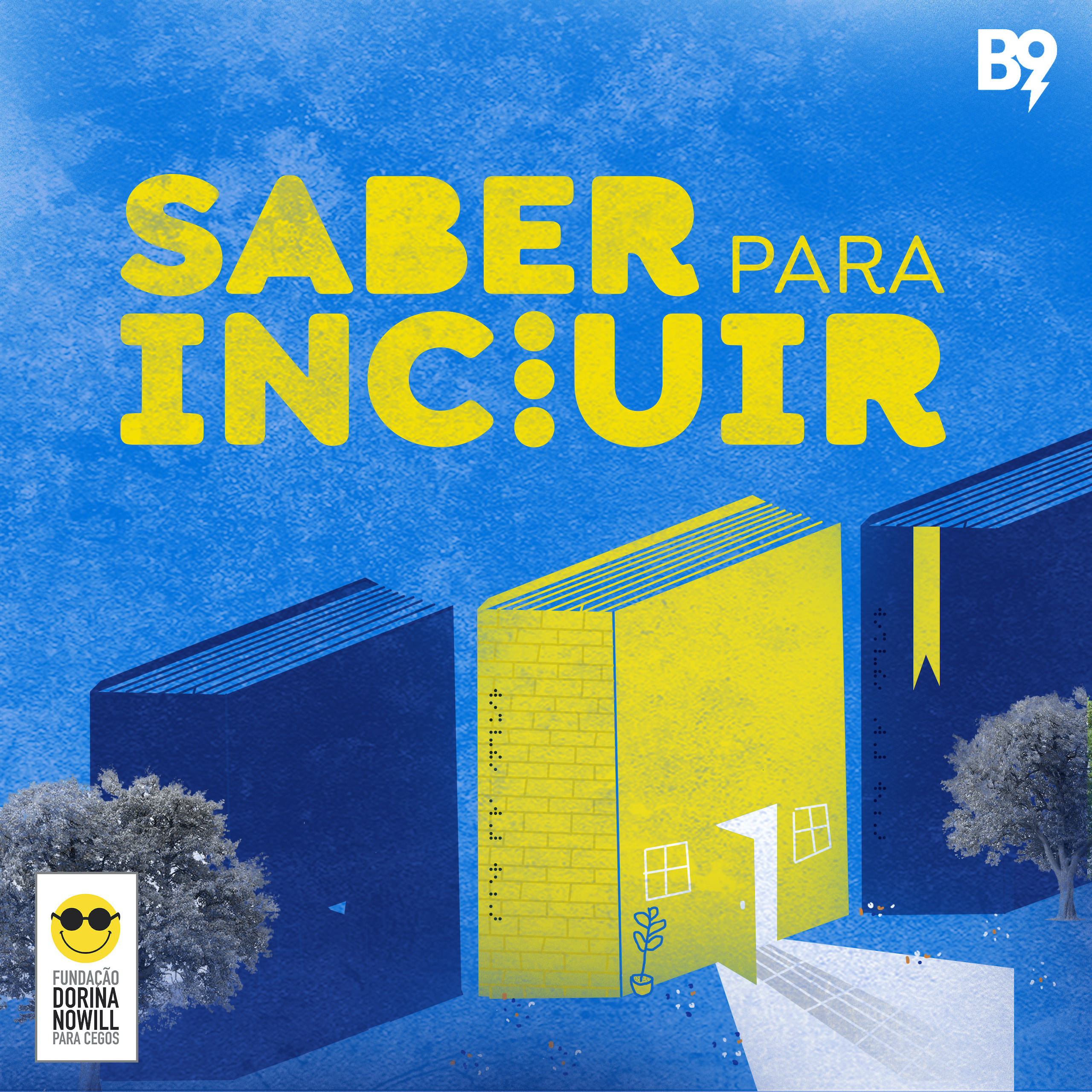 Capa do podcast Saber para Incluir