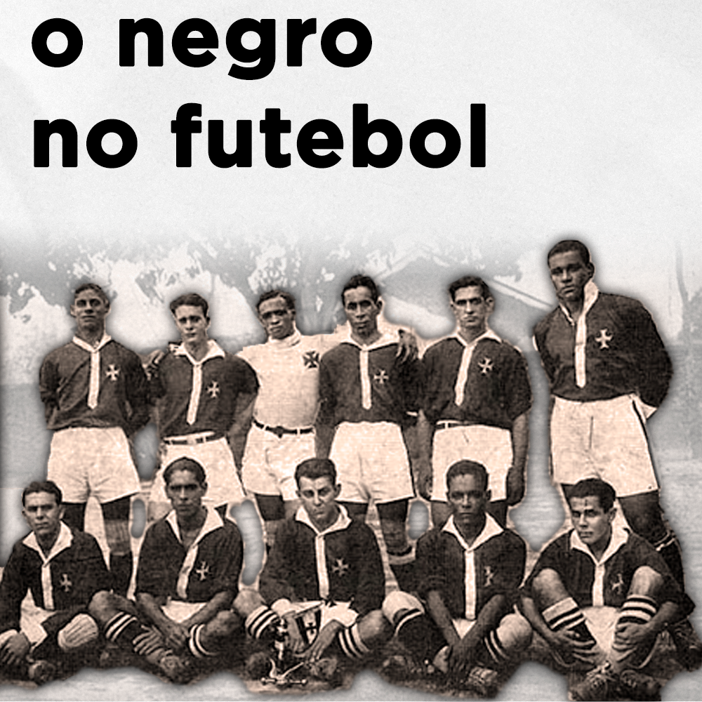 Capa - História Preta – Camisas Negras