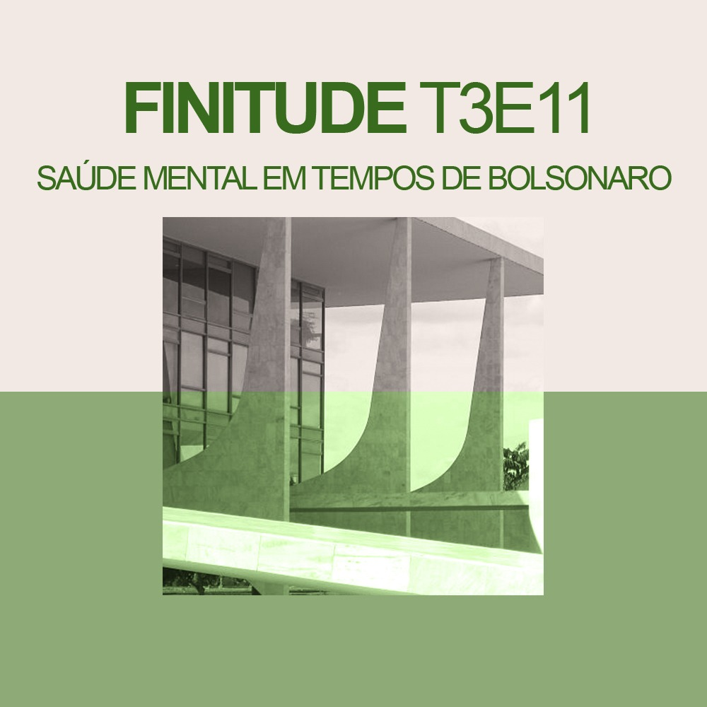 Capa - SAÚDE MENTAL EM TEMPOS DE BOLSONARO