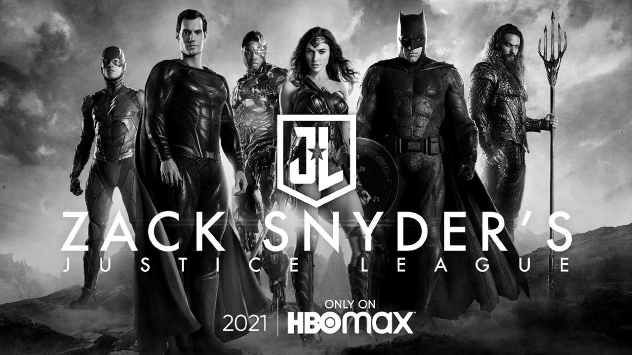"""Versão de Zack Snyder para """"Liga da Justiça"""" chega ao HBO Max em 2021"""
