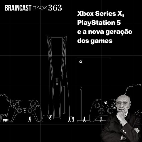 Capa - Xbox Series X, PlayStation 5 e a nova geração dos games