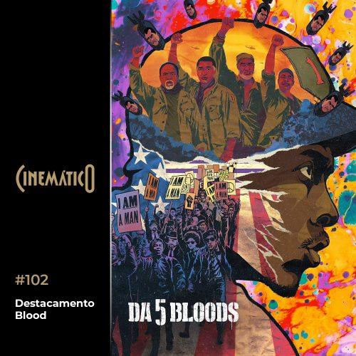 Capa - Destacamento Blood