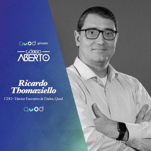 Capa - Ricardo Thomaziello, CDO, Quod
