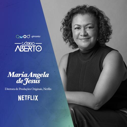 Capa - Maria Angela de Jesus, Diretora de Conteúdo, Netflix