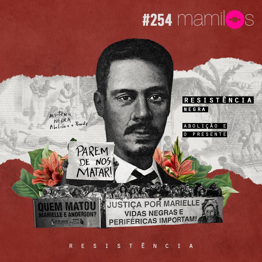 Capa - Resistência - Negra: Abolição e o presente