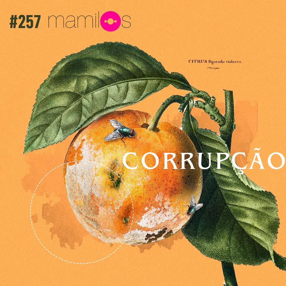 Capa - Corrupção