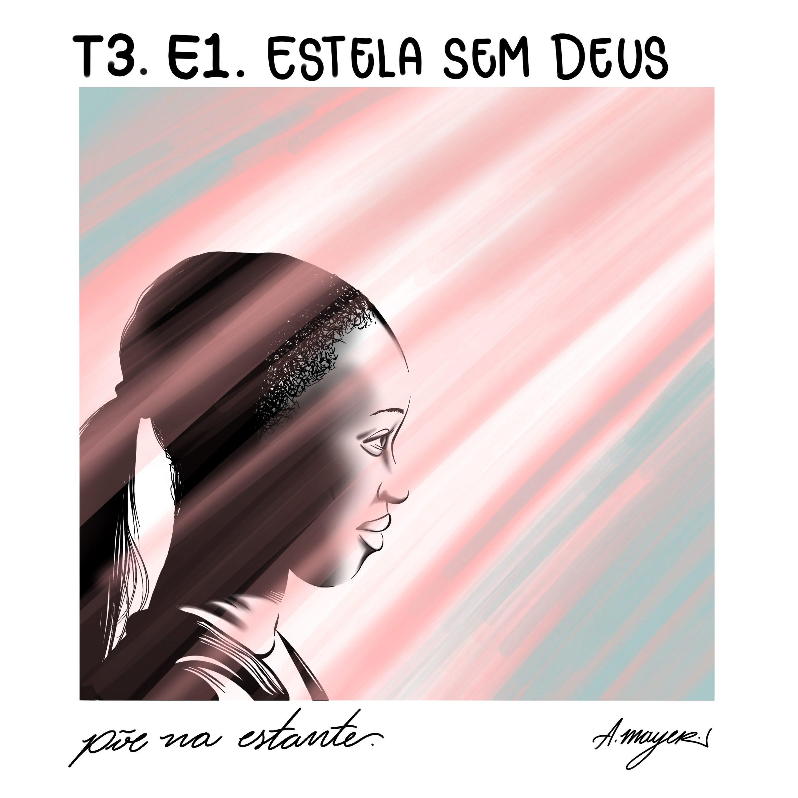 Capa - Estela Sem Deus, de Jeferson Tenório