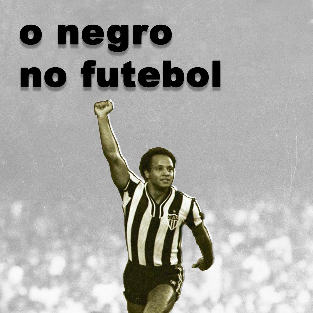 Capa - O Negro no Futebol – A Voz do Preto