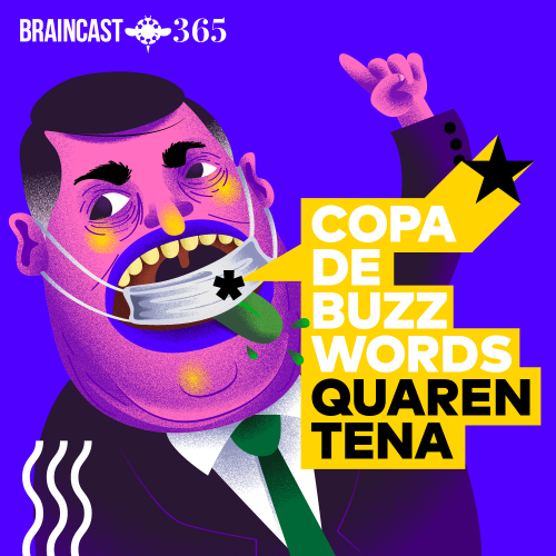 Capa - Copa de Buzzwords: Edição Quarentena