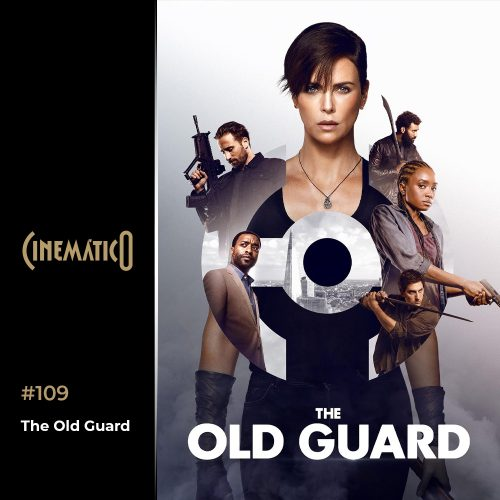 Capa - The Old Guard