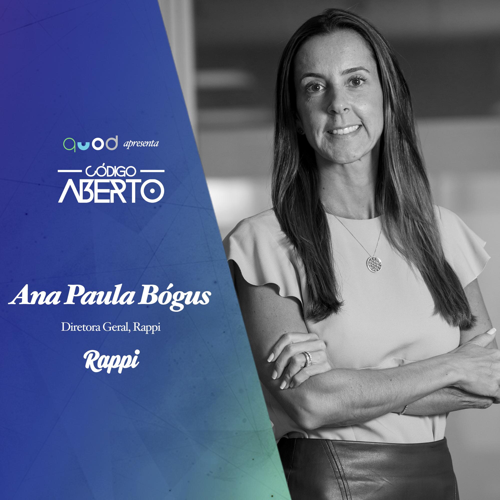 Capa - Ana Paula Bógus, Diretora Geral, Rappi