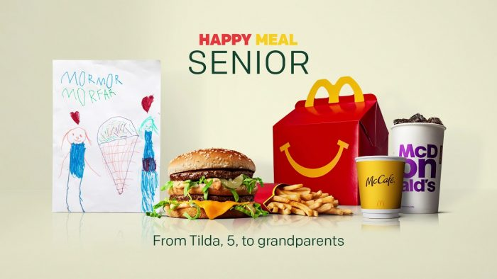 Happy Meal Senior-McDonalds-Suica