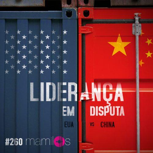 Capa - EUA x China: Liderança em Disputa