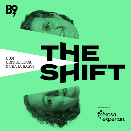 capa do The Shift