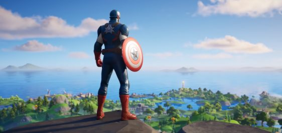 captainamericafortnite