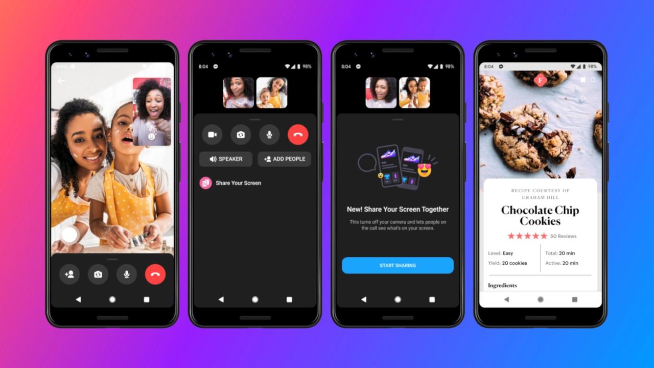 messenger-compartilhamento-tela