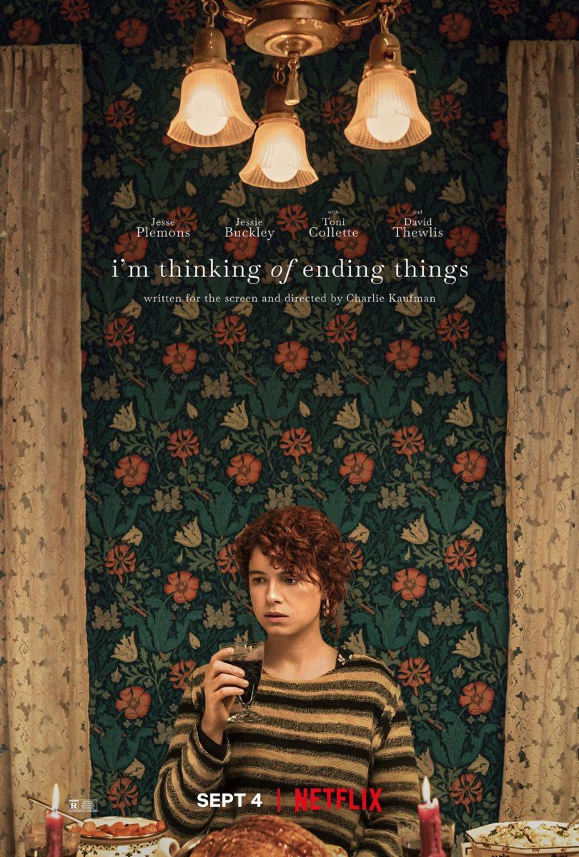 Estou pensando em acabar com tudo, filme de Charlie Kaufman para a Netflix